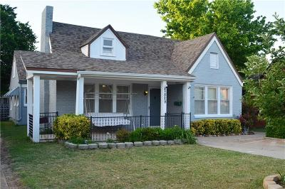 Oklahoma City Single Family Home For Sale: 2829 21st Street