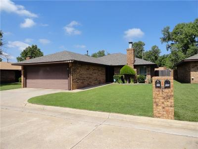 Bethany Single Family Home For Sale: 1760 N Lionsgate Circle