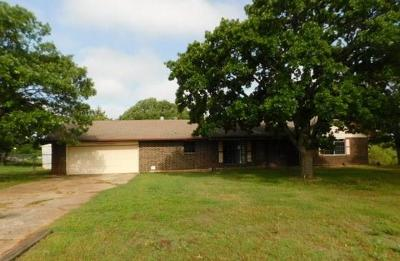 Choctaw Single Family Home For Sale: 1161 Rock Hollow Drive
