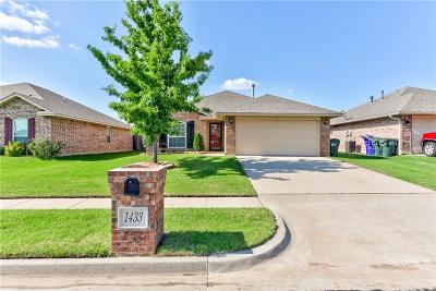 Norman Single Family Home For Sale: 1433 Deer Chase Drive