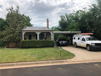 Oklahoma City Single Family Home For Sale: 126 SW 55th Street