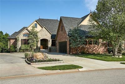 Oklahoma City OK Single Family Home For Sale: $850,000