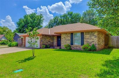 Norman Single Family Home For Sale: 3624 Peregrine Drive