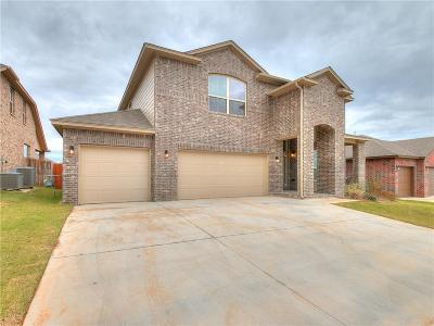 Yukon Single Family Home For Sale: 11309 NW 94th Terrace