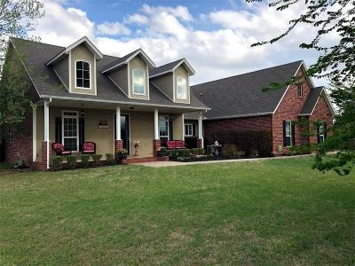 Tuttle Single Family Home For Sale: 863 County Street 2921