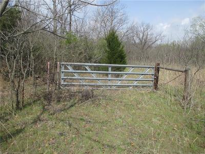 Noble Residential Lots & Land For Sale: 156/Post Oak