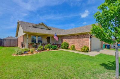Edmond Single Family Home For Sale: 2708 NW 187th Terrace