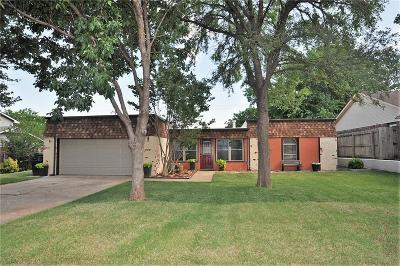 Oklahoma City Single Family Home For Sale: 5721 NW 115th Street