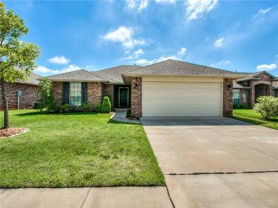 Edmond Single Family Home For Sale: 15912 Prairie Run Drive
