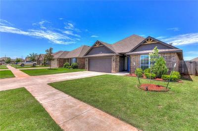 Edmond Single Family Home For Sale: 17615 Red Tailed Hawk Way