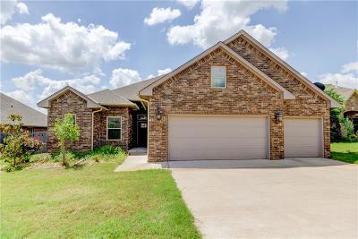 Edmond Single Family Home For Sale: 2316 Tuscan Lane