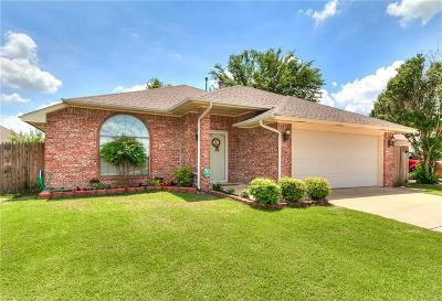 Oklahoma City Single Family Home For Sale: 4812 SE 85th Terrace