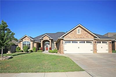 Oklahoma City Single Family Home For Sale: 5616 Bent Creek Drive