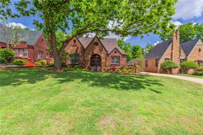 Oklahoma City Single Family Home For Sale: 915 NW 38th Street