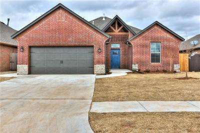 Yukon Single Family Home For Sale: 9109 NW 141st