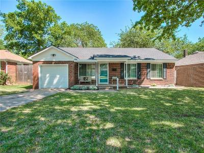 Oklahoma City Single Family Home For Sale: 3219 NW 42nd Street
