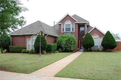 Norman Single Family Home For Sale: 2901 Summit Hill Road