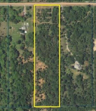 Noble Residential Lots & Land For Sale: E Post Oak Road