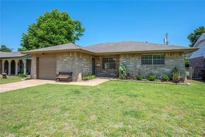 Edmond Single Family Home For Sale: 401 Gayclifee