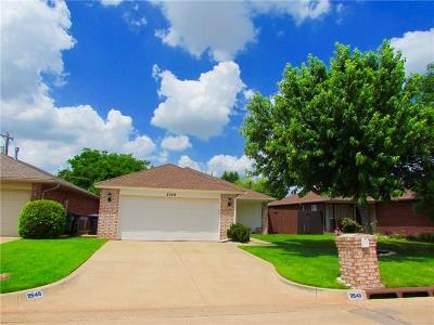 Oklahoma City OK Single Family Home For Sale: $129,900