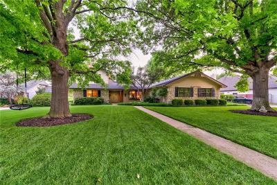 Single Family Home For Sale: 3308 Brush Creek Road