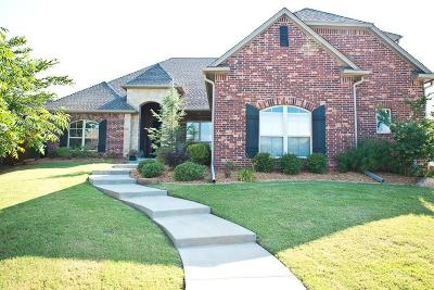 Norman Single Family Home For Sale: 2104 Reagan Circle