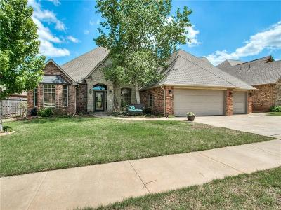 Edmond Single Family Home For Sale: 16244 Winding Park