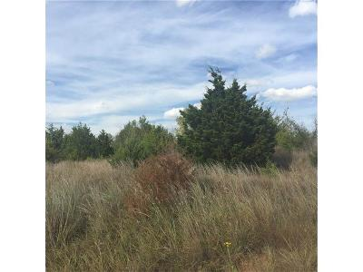 Blanchard Residential Lots & Land For Sale: 1234 Cs 2960 (Star Rd)