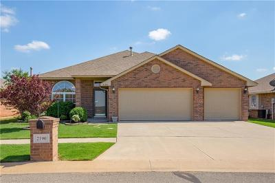 Edmond Single Family Home For Sale: 2190 Scissortail Landing Drive