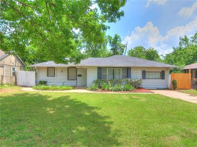 Oklahoma City Single Family Home For Sale: 3016 Elmwood