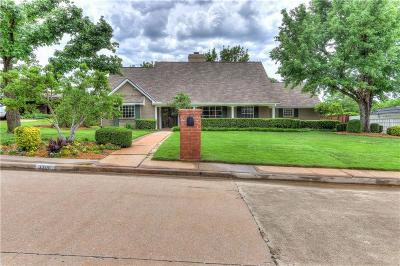 Oklahoma City Single Family Home For Sale: 3300 Robin Ridge