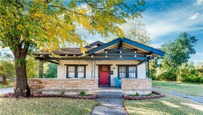 Oklahoma City Single Family Home For Sale: 1200 33rd