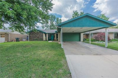 Norman Single Family Home For Sale: 2206 Dakota