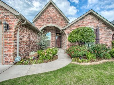 Oklahoma City Single Family Home For Sale: 17309 Prado Drive