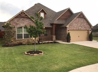 Edmond Single Family Home For Sale: 2209 Animada Place