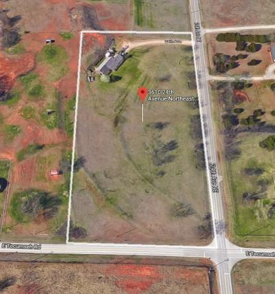 Norman Residential Lots & Land For Sale: 3610 NE 24th Avenue