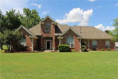 Tuttle Single Family Home For Sale: 609 Chad