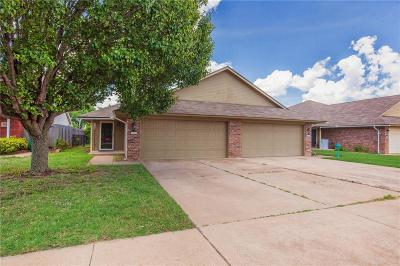 Oklahoma City Single Family Home For Sale: 2409 SW 90th Place