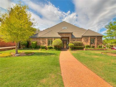 Oklahoma City Single Family Home For Sale: 4101 Cantle Circle
