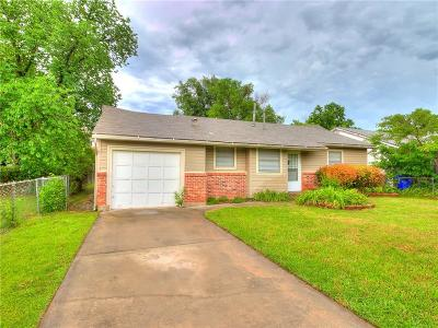 Norman Single Family Home For Sale: 1611 Eisenhower