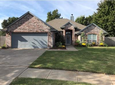 Norman Single Family Home For Sale: 4120 Glasgow Drive