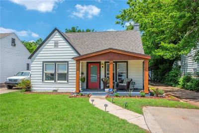 Oklahoma City Single Family Home For Sale: 3407 NW 17th Street
