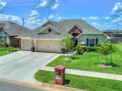 Oklahoma City Single Family Home For Sale: 13621 Cobblestone Curve Road