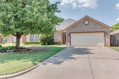 Oklahoma City Single Family Home For Sale: 9609 Gold Field Place