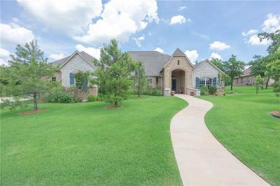 Oklahoma City OK Single Family Home For Sale: $610,000
