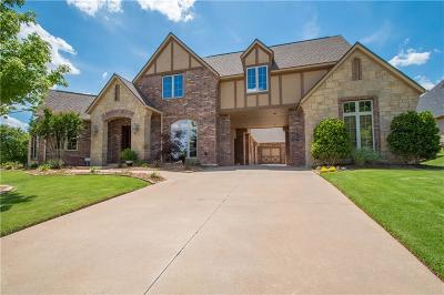Oklahoma City OK Single Family Home For Sale: $589,900