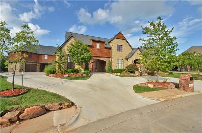 Edmond Single Family Home For Sale: 6708 Oak View Road