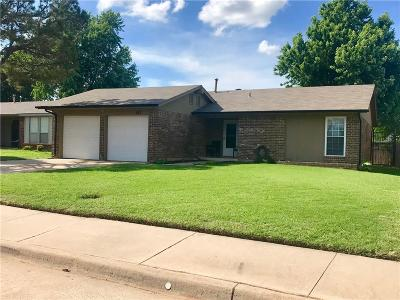 Yukon Single Family Home For Sale: 217 Redbud Street