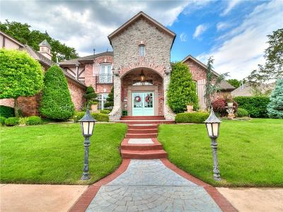 Edmond Single Family Home For Sale: 2715 Portofino Place