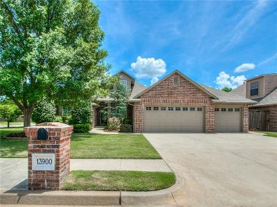 Oklahoma City Single Family Home For Sale: 13900 S Brookline